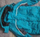 Комплект на осень-зиму 104-110 см