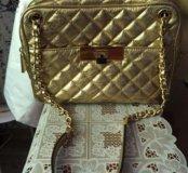 Michael Kors новая кожаная сумочка