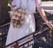Свадебное платье + подаро