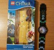 Детские часы Lego