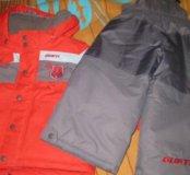 Костюм (куртка комбинезон) комплект Gusti 82