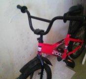 Продам велосипед детский от 7 лет...