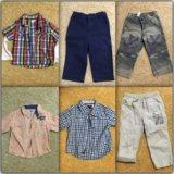 Рубашки брюки (74-82)