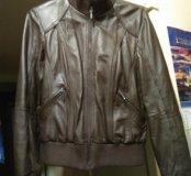 Куртка женская. Натуральная кожа