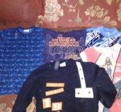 Одежда для мальчика рост 104-116