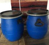 Баки для хранения воды