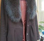 Пальто женское утепленное (публикую последний раз)
