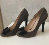Туфли женские  высота каблука 9 см