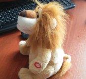 Колонка лев