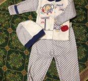Новый детский набор-костюм