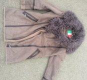 Куртка женская б/у