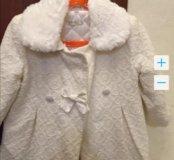 Продам детское пальто и куртку