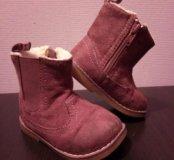 Ботинки (полусапожки)
