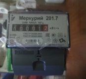 Счетчик Меркурий 201.7