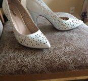 Туфли женские 38 размер лодочки