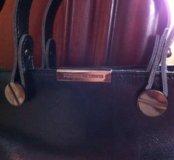 Victoriabeckham сумка кожа новая