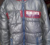 Куртка (демисезонная, подростковая)