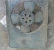 Вентилятор охлаждения ВАЗ 2110-12