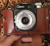 Фотоаппарат Смена и фотоэкспонометр Союз 2 продам
