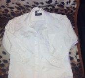Рубашки для мальчика с длинным рукавом