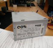 Блок питания Qori 500W