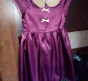 Платье детское 122