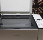3в1 печать,сканирование,копирование