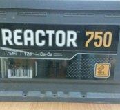 Продам аккумулятор АКОМ Reaktor 750