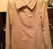 Женское пальто. Размер 34(40)