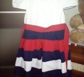Платье на девочку,размер 122-128