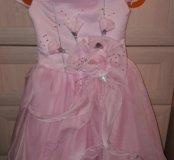 Платье бальное,праздничное. Объгэс