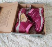 Зимние ботинки новые р-р 37