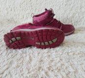 Зимние ботинки размер 36