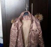 Куртка женская размер 42-44. Торг уместен.