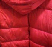 Куртка-парка зимняя 46-48