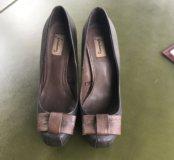 Офисные туфли Страдивариус