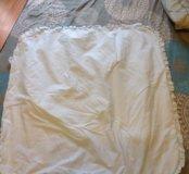 Одеяло на выписку ( тёплое)