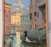"""Картина гобелен """"Венеция"""" 55х77см"""