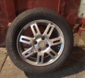 Комплект летних колес 175/65 R14
