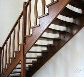 Лестница новая