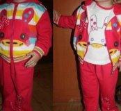 Детские костюмы тройка новые