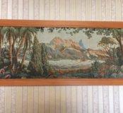 Картина гобелен 150х67см
