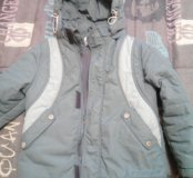 Куртка деми на рост 122-125
