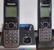 Радиотелефон dect Panasonic KX-TG6722RU