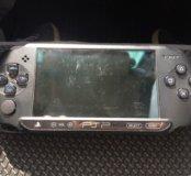 Продам нерабочую PSP