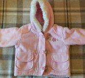 Куртка детская зимняя 3-6 мес