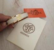 Металлический браслет Hermes