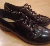 Туфли осенние -весенние