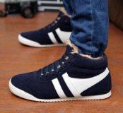 Зимние кроссовки, новые