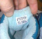 Детские зимние  ботинки adibas 26 размер